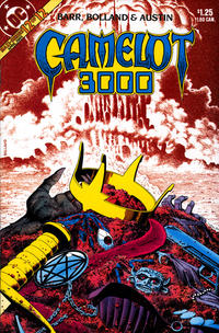 Cover Thumbnail for Camelot 3000 (DC, 1982 series) #12