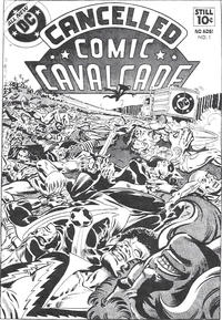 Cover Thumbnail for Cancelled Comic Cavalcade (DC, 1978 series) #1