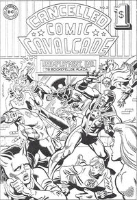 Cover Thumbnail for Cancelled Comic Cavalcade (DC, 1978 series) #2