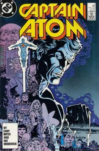 Cover Thumbnail for Captain Atom (DC, 1987 series) #2 [Direct Sales]