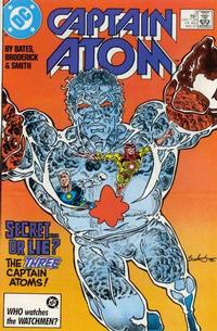 Cover for Captain Atom (DC, 1987 series) #3