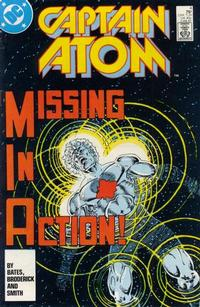 Cover Thumbnail for Captain Atom (DC, 1987 series) #4 [Direct Sales]