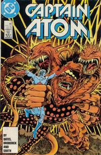 Cover Thumbnail for Captain Atom (DC, 1987 series) #6 [Direct Sales]