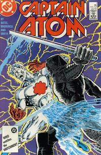Cover Thumbnail for Captain Atom (DC, 1987 series) #7