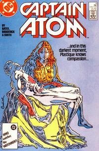 Cover Thumbnail for Captain Atom (DC, 1987 series) #8