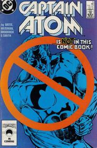 Cover Thumbnail for Captain Atom (DC, 1987 series) #10