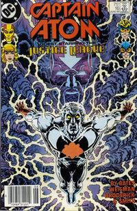 Cover Thumbnail for Captain Atom (DC, 1987 series) #16 [Direct Edition]
