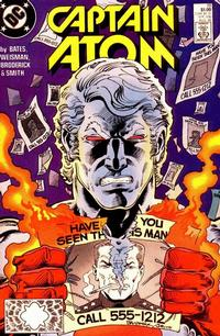 Cover Thumbnail for Captain Atom (DC, 1987 series) #18