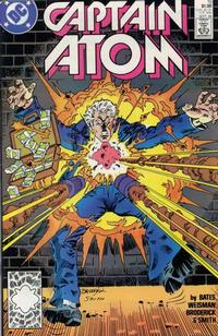 Cover Thumbnail for Captain Atom (DC, 1987 series) #19