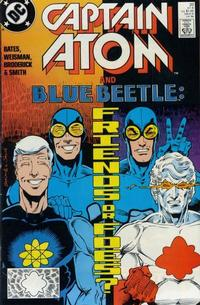 Cover Thumbnail for Captain Atom (DC, 1987 series) #20