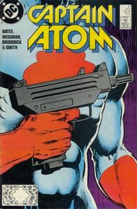 Cover Thumbnail for Captain Atom (DC, 1987 series) #21
