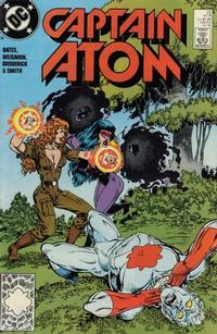 Cover Thumbnail for Captain Atom (DC, 1987 series) #22