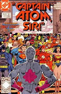 Cover Thumbnail for Captain Atom (DC, 1987 series) #24