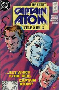 Cover Thumbnail for Captain Atom (DC, 1987 series) #27