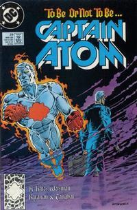 Cover Thumbnail for Captain Atom (DC, 1987 series) #29