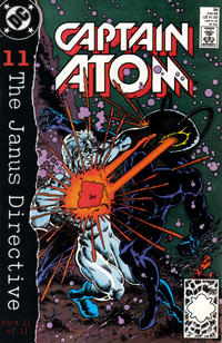 Cover Thumbnail for Captain Atom (DC, 1987 series) #30