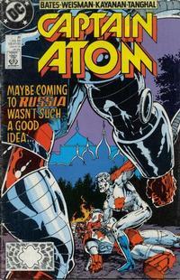 Cover Thumbnail for Captain Atom (DC, 1987 series) #31