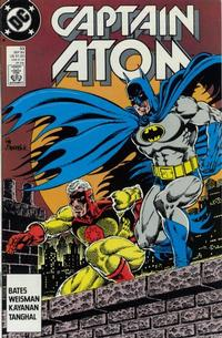 Cover Thumbnail for Captain Atom (DC, 1987 series) #33