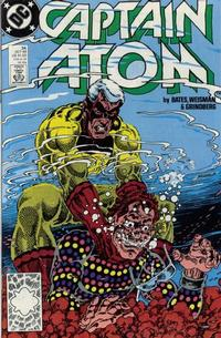 Cover Thumbnail for Captain Atom (DC, 1987 series) #34