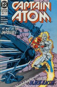 Cover Thumbnail for Captain Atom (DC, 1987 series) #38