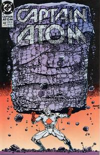 Cover Thumbnail for Captain Atom (DC, 1987 series) #42