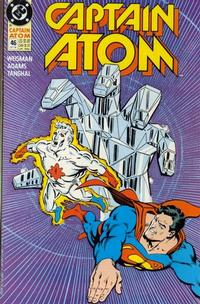 Cover Thumbnail for Captain Atom (DC, 1987 series) #46