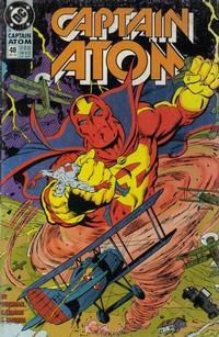 Cover Thumbnail for Captain Atom (DC, 1987 series) #48