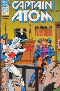 Cover for Captain Atom (DC, 1987 series) #49