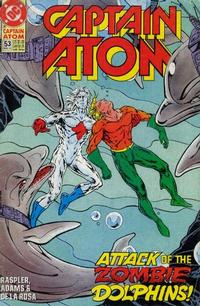 Cover for Captain Atom (DC, 1987 series) #53
