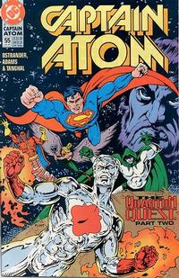 Cover Thumbnail for Captain Atom (DC, 1987 series) #55
