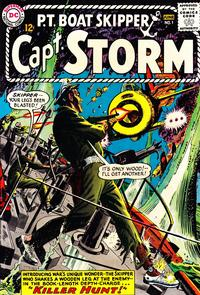 Cover Thumbnail for Capt. Storm (DC, 1964 series) #1