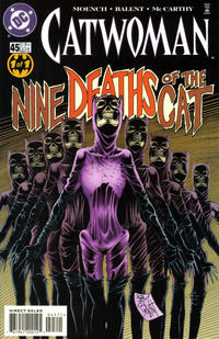 Cover Thumbnail for Catwoman (DC, 1993 series) #45