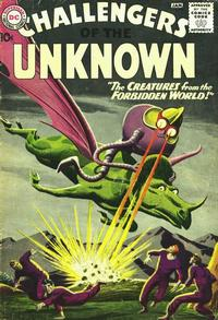 Cover Thumbnail for Challengers of the Unknown (DC, 1958 series) #11