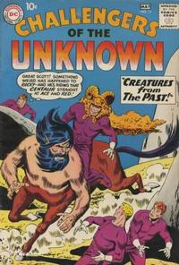 Cover Thumbnail for Challengers of the Unknown (DC, 1958 series) #13