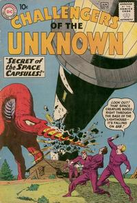 Cover Thumbnail for Challengers of the Unknown (DC, 1958 series) #17