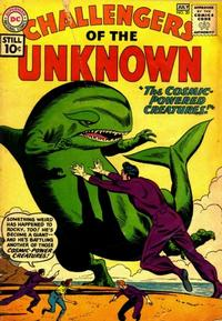 Cover Thumbnail for Challengers of the Unknown (DC, 1958 series) #20