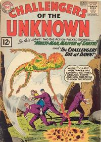 Cover Thumbnail for Challengers of the Unknown (DC, 1958 series) #24