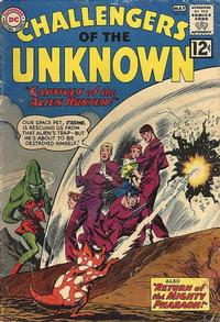 Cover Thumbnail for Challengers of the Unknown (DC, 1958 series) #25