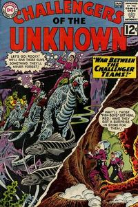Cover Thumbnail for Challengers of the Unknown (DC, 1958 series) #29