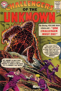 Cover Thumbnail for Challengers of the Unknown (DC, 1958 series) #32