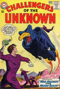 Cover Thumbnail for Challengers of the Unknown (DC, 1958 series) #35