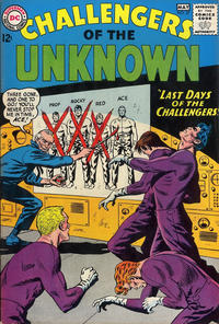 Cover Thumbnail for Challengers of the Unknown (DC, 1958 series) #37