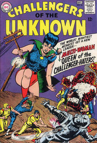 Cover Thumbnail for Challengers of the Unknown (DC, 1958 series) #45