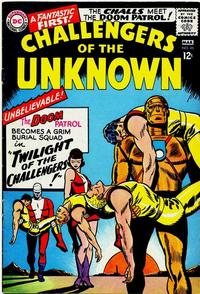 Cover Thumbnail for Challengers of the Unknown (DC, 1958 series) #48