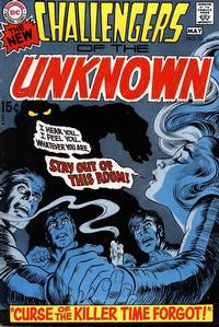 Cover Thumbnail for Challengers of the Unknown (DC, 1958 series) #73