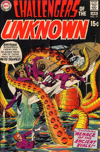 Cover Thumbnail for Challengers of the Unknown (DC, 1958 series) #77