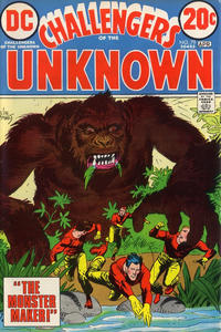 Cover Thumbnail for Challengers of the Unknown (DC, 1958 series) #79