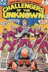 Cover Thumbnail for Challengers of the Unknown (DC, 1958 series) #81