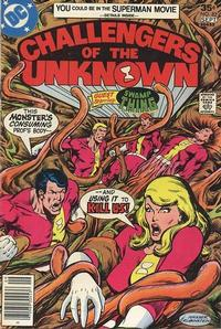 Cover Thumbnail for Challengers of the Unknown (DC, 1958 series) #82
