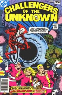 Cover Thumbnail for Challengers of the Unknown (DC, 1958 series) #87
